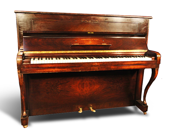 Traditional Upright Pianos